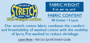 Mid-Weight Cotton